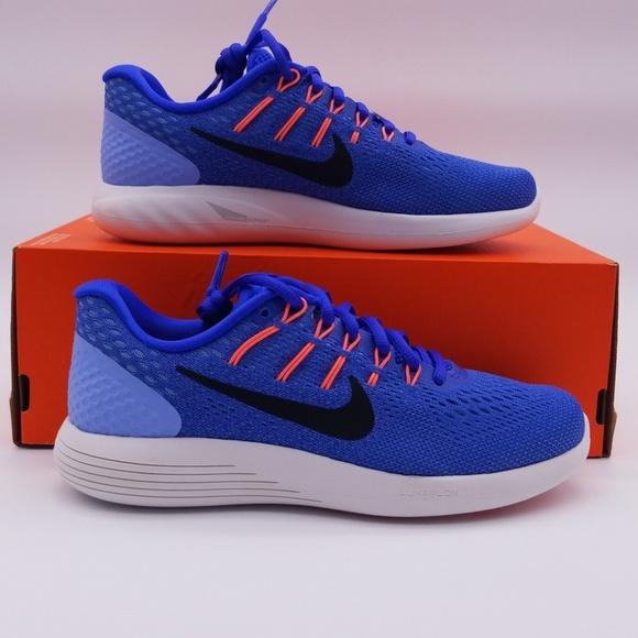 62b8918845fa Nike Lunarglide 8 AA8677 406 Wm sz 7 New